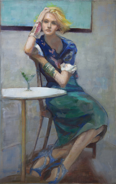 Saturday Oil Painting
